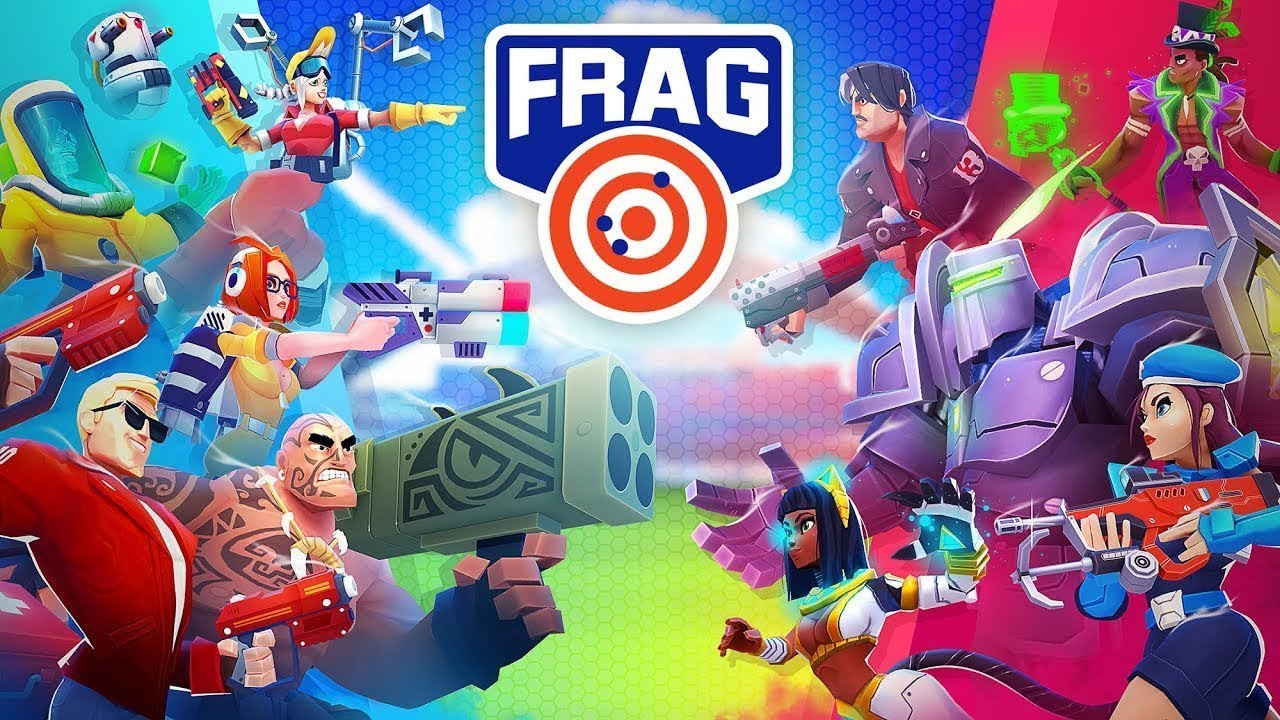 FRAG Pro Shooter Hack, Cheats, Anleitungen 2019