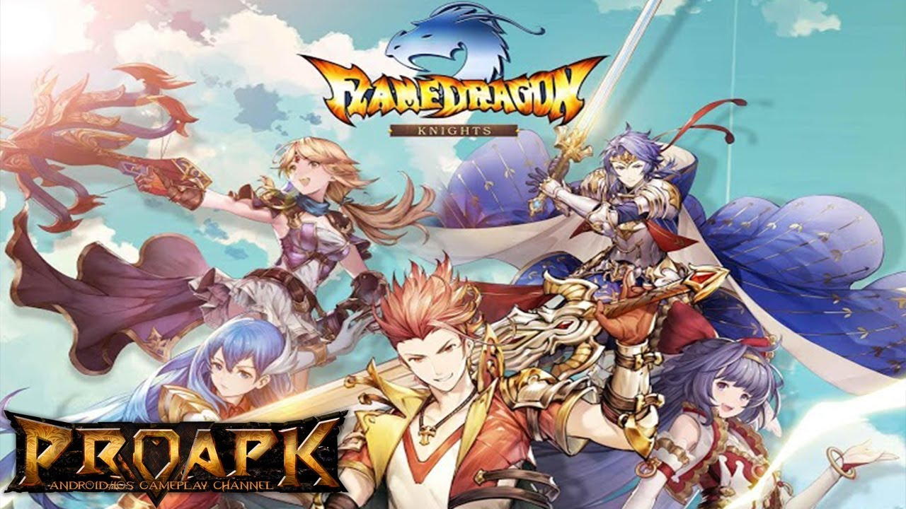 Flame Dragon Knights Hack, Cheats, Anleitungen 2019